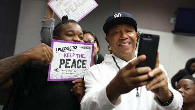 Photo of Russell Simmons Inspires Youth with 'Keep The Peace' Program