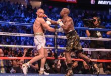 Photo of 50-0: Mayweather Stops McGregor in 10th, Surpasses Marciano