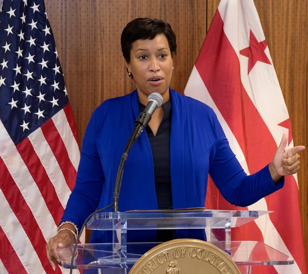 Photo of D.C. Mayor, Council to Take Oaths of Office