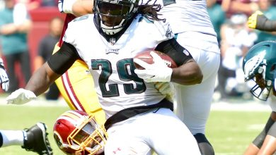 Photo of Redskins Lose Sloppy Season Opener to Eagles, 30-17