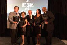 Photo of Willie Jolley Honored as 'Top International Speaker'