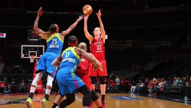 Photo of Mystics Top Wings, Advance in Playoffs