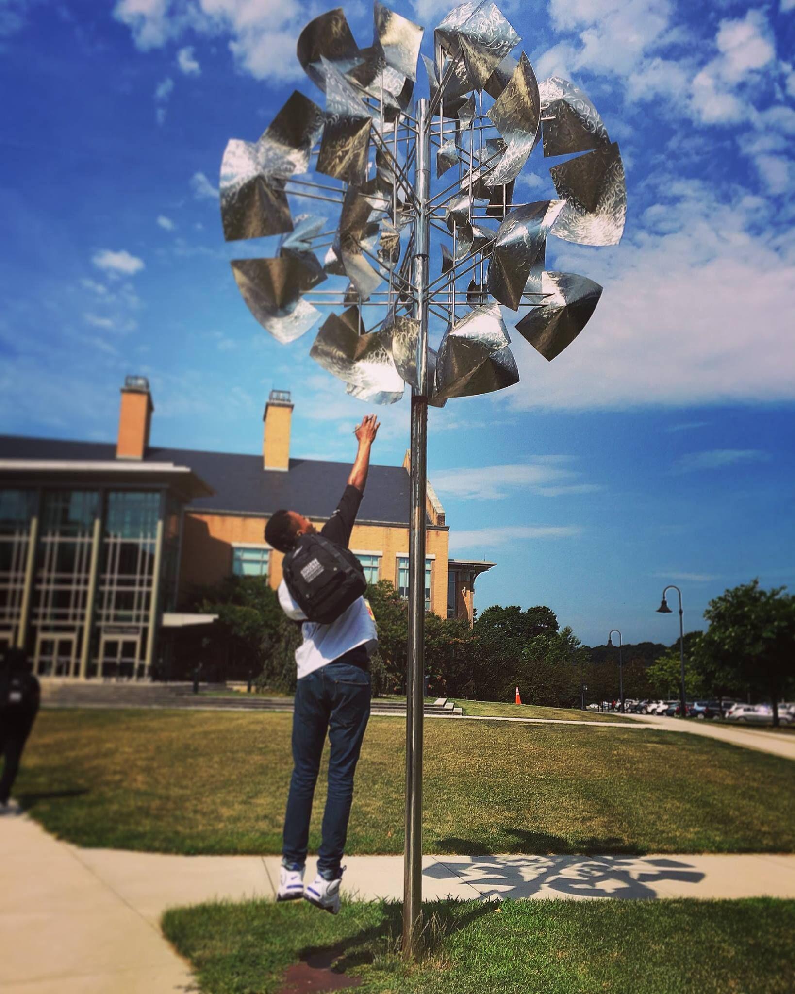 College Success Foundation - DC scholars tour Gettysburg College in Gettysburg, Pennsylvania. (Courtesy photo)
