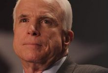 Photo of Sen. John McCain, War Hero and Former Presidential Nominee, Dead at 81