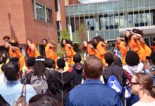 Photo of DCPS Girls Find Themselves With Dance