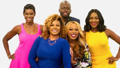 Photo of New Talk Show 'Sister Circle' Debuts on TVOne, TEGNA