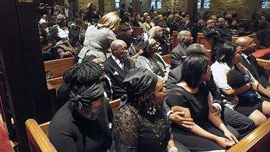 Photo of AFRICA NOW: Liberian Ambassador Laid to Rest in D.C.