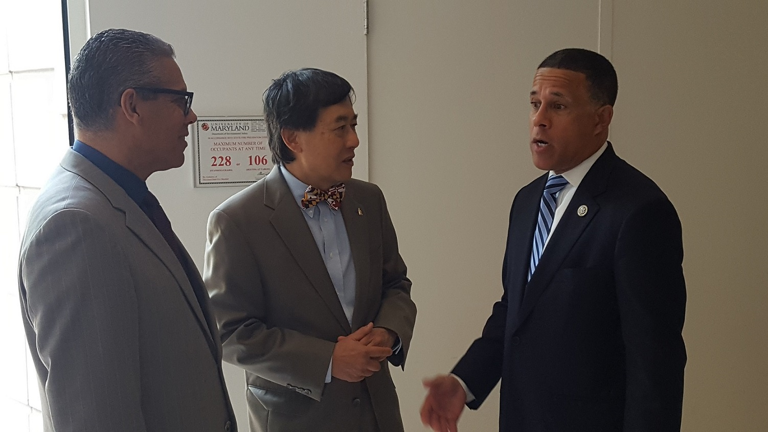 Photo of Rep. Anthony Brown to Sponsor Bill on Hate Crimes