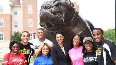 Photo of Dr. Aminta Hawkins Breaux Makes History as BSU's First Female President