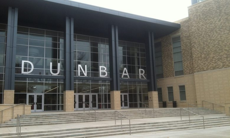 Dunbar Senior High School in northwest D.C. (Courtesy of DCPS)