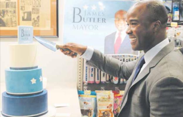 Photo of James Butler Running for D.C. Mayor