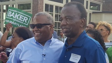 Photo of Rushern Baker Second Among Dem Governor Candidates: Poll