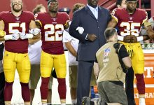 Photo of MUHAMMAD: I'd Like to 'Take a Knee' — and Place It…