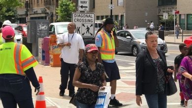 Photo of D.C. Earns Gold Status as a Walk-Friendly City