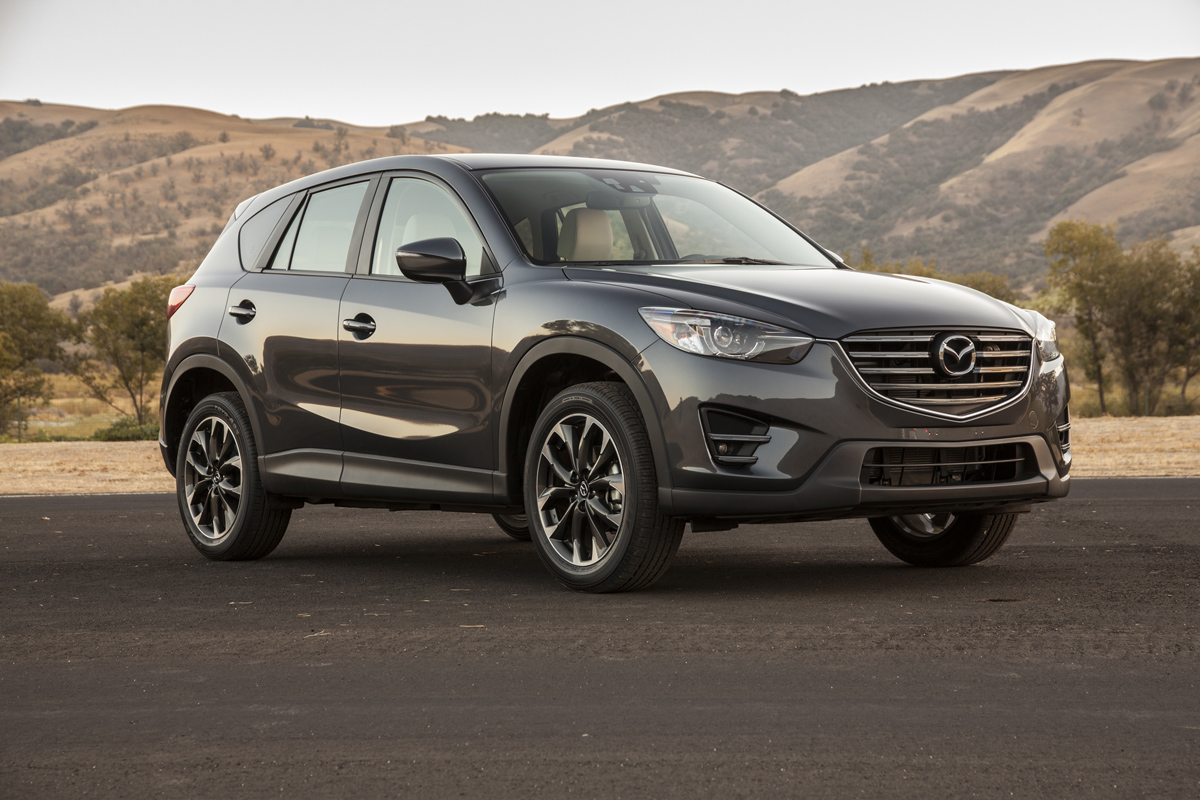 Photo of Mazda Keeps Rolling With 2017 CX-5