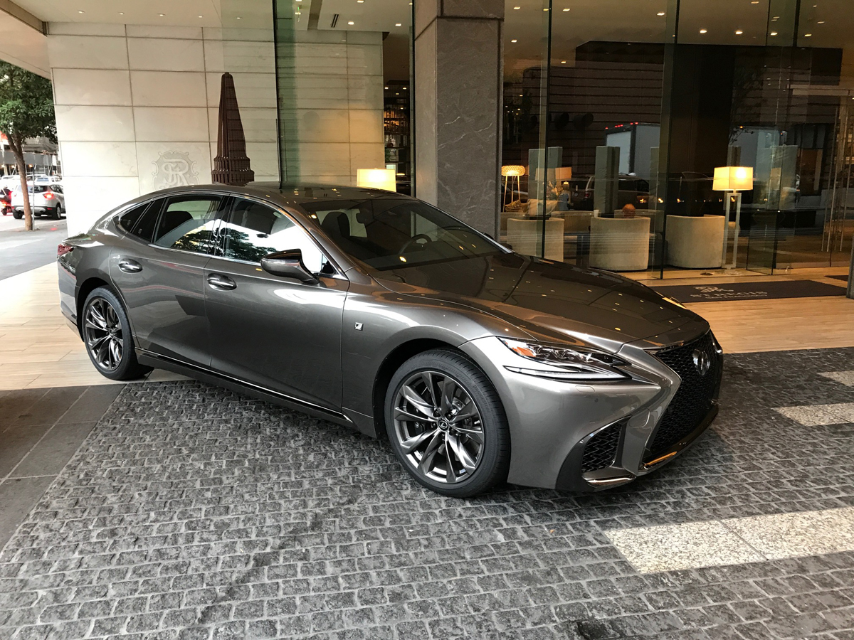 Photo of Lexus LS 500 No Longer Too Smooth for Its Own Good