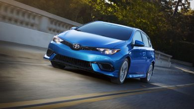 Photo of Toyota's 2017 Corolla iM Belies Small-Car Rep