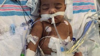 Photo of Boy Denied Kidney Transplant Because of Father's Criminal Record, Family Claims