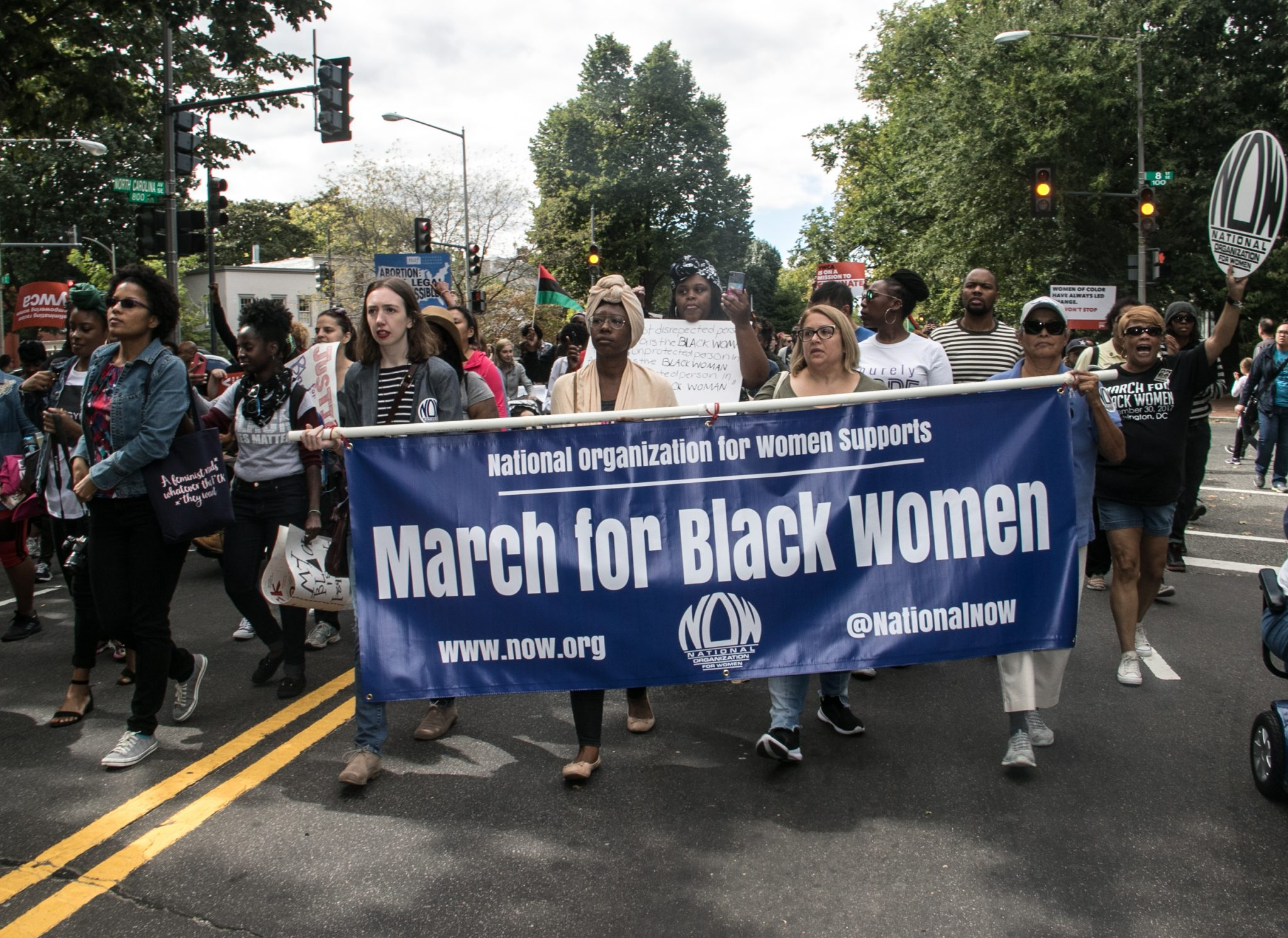 Photo of March for Black Women Takes Over D.C. Streets