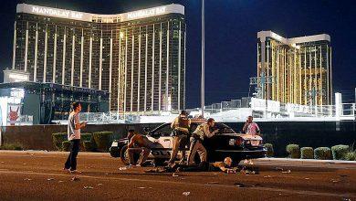 Photo of MPD Vigilant in Wake of Las Vegas Massacre