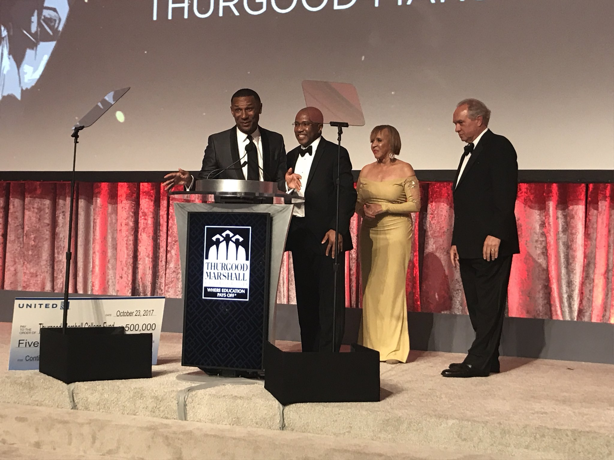 Photo of Harry Williams Named New TMCF Chief at Annual Gala