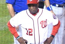 Photo of Baker Out as Nationals Manager