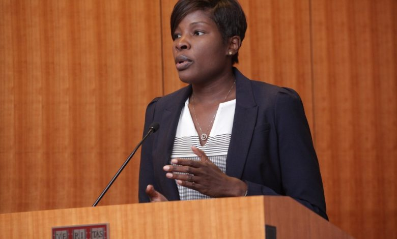LaQuandra Nesbitt, director of the D.C. Department of Health (Courtesy photo)