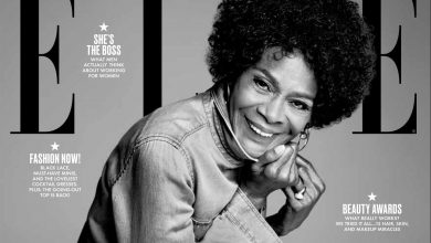 Photo of Cicely Tyson to Grace Upcoming Cover of Elle Magazine