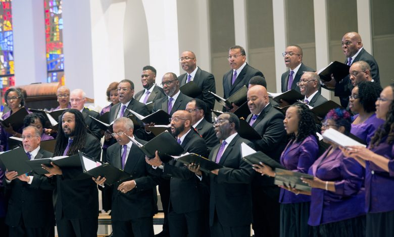 The Heritage Signature Chorale celebrates its 18th season with a Carnegie Hall performance. (Courtesy of HSC)