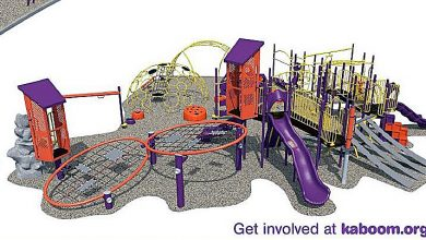 Photo of Ward 8 Receives New Playground