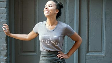 Photo of D.C. Fashion Designer Uses City as Muse