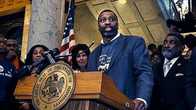 NAACP President Derrick Johnson (Courtesy of Jackson Free Press)