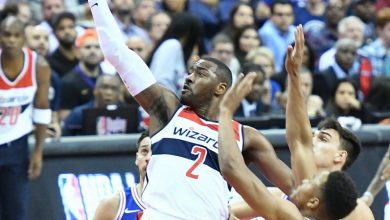 Photo of Wizards Hold Off Fiesty Sixers in Season Opener