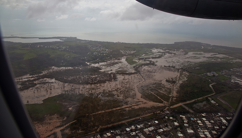 Photo of Puerto Ricans Suffer Apocalyptic Nightmare After Hurricanes