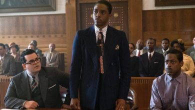Photo of MOVIE REVIEW: 'Marshall'