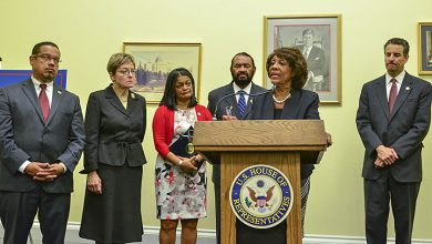 Photo of Rep. Maxine Waters Seeks to Protect Consumers with 'Megabank' Bill