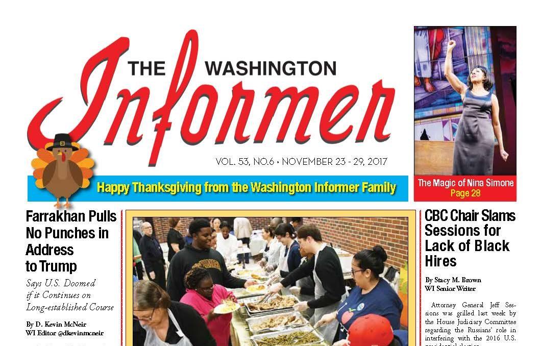 Photo of 11-17-2017 Informer Edition