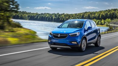 Photo of 2017 Buick Encore Deceptively Smooth