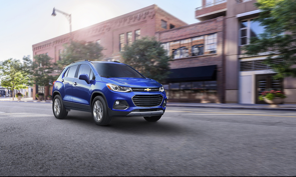 Photo of 2017 Chevrolet Trax Premier Offers Bang for the Buck