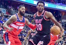 Photo of Heat Holds off Wizards' Comeback, Splits Home-and-Home Series