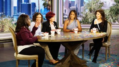 Photo of Eve Joins 'The Talk'