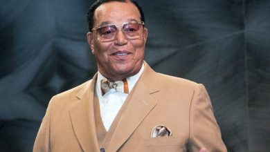 Photo of MUHAMMAD: I Stand With Farrakhan!