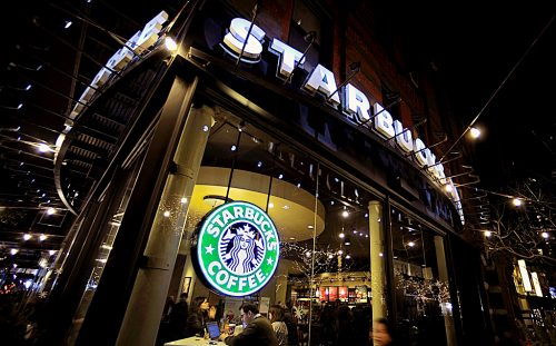 Starbucks plans to open a stand-alone store on Martin Luther King Jr. Avenue in Southeast. (Courtesy photo)