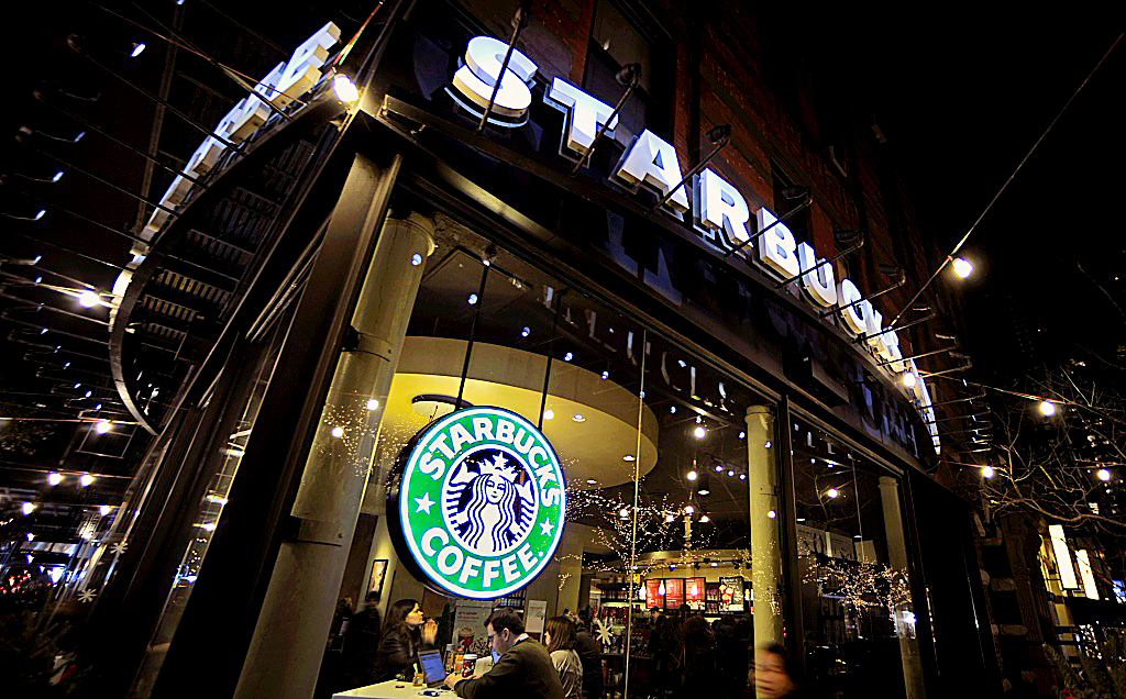 Photo of Starbucks, Uber Give Boost to East End