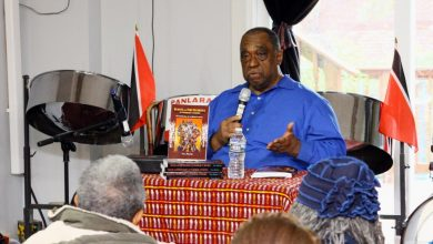 Photo of Author Highlights Caribbean History Through Music
