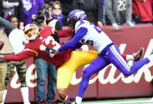 Photo of Redskins Struggle Defensively, Lose to Vikings, 38-30