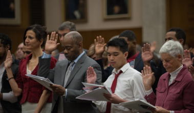 Photo of D.C. Program Offers Citizenship Assistance to Immigrant Residents