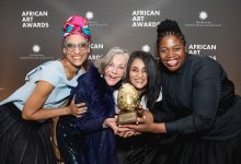 Photo of National Museum of African Art Holds Awards Dinner