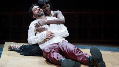 Photo of Folger Breathes Life into 'Antony and Cleopatra'