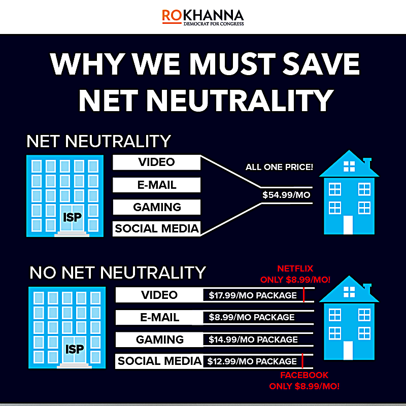 Photo of FCC Plans Net Neutrality Repeal